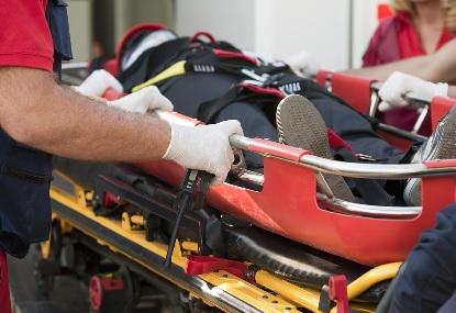Atención al politraumatizado en urgencias y emergencias prehospitalarias para enfermería.