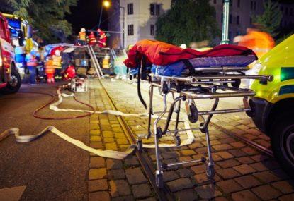 atención de enfermería a múltiples víctimas en catástrofes