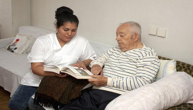 Cuidados al paciente con Alzheimer