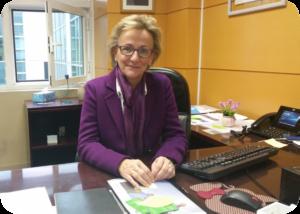 Lourdes Martinez Muñoz, Gerente de Cuidados del Servicio Madrileño de Salud.