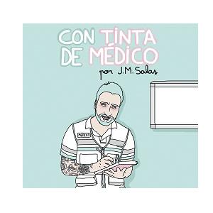 Con tinta de Médico. JM Salas