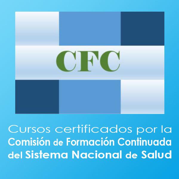 Fisioterapia Cursos certificados por la Comisión de Formación Continuada