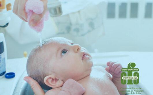 Actualización en cuidados del paciente pediátrico para el TCAE recién nacido e infanci