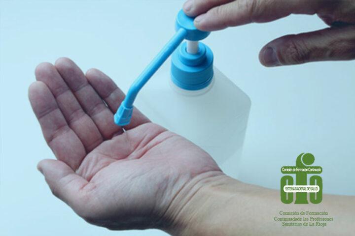 Curso online actualización en higiene de centros sanitarios para técnicos en cuidados auxiliares de enfermería
