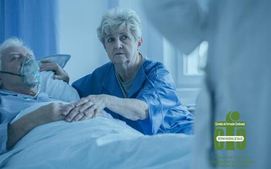 Atención enfermera al paciente-con-necesidad de cuidados paliativos