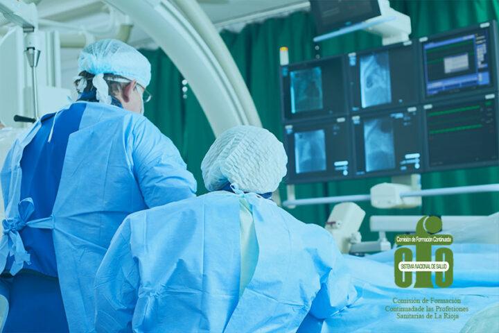 Cardiología-intervencionista-para-técnicos-superiores||Curso online actualización en cardiología intervencionista para técnico superior en radiodiagnóstico|