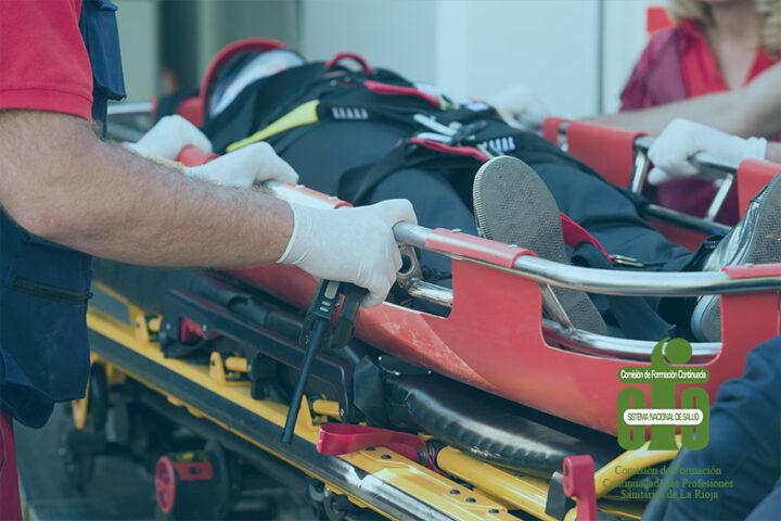 Curso online de atención al politraumatizado en urgencias y emergencias prehospitalarias para enfermería
