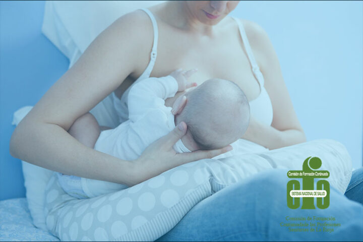 Curso online la Lactancia Materna en la práctica asistencial enfermera