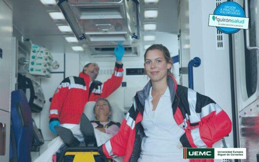 Máster modular en urgencias y emergencias para enfermería