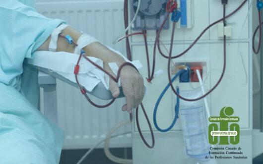 Actualización de enfermeria en el enfermo renal con tratamiento sustitutivo