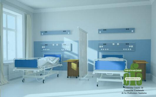 Actualizacion en cuidados y procedimientos más habituales del tecnico en cuidados auxiliares de enfermeria en hospitalizacion