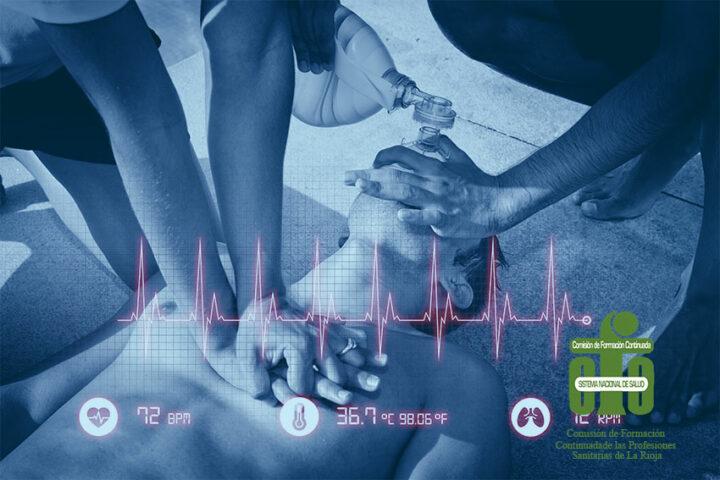 Curso online atención al paciente adulto en parada cardiorrespiratoria para técnicos en emergencias