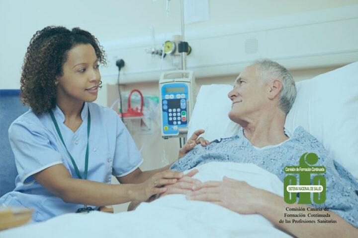 Colaboracion en la valoracion integral del paciente crónico