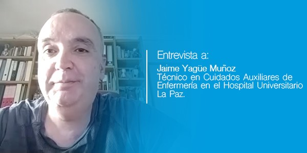 Jornadas para TCAE Hospital La Paz