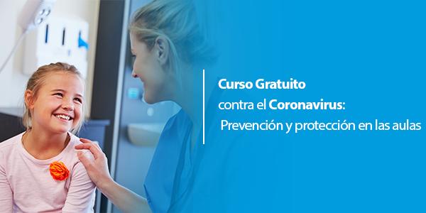 prevención coronavirus aulas